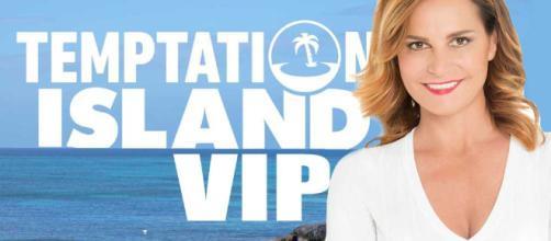 Simona Ventura conduce Temptation Island Vip.