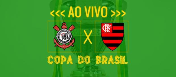 Copa do Brasil: Corinthians x Flamengo ao vivo