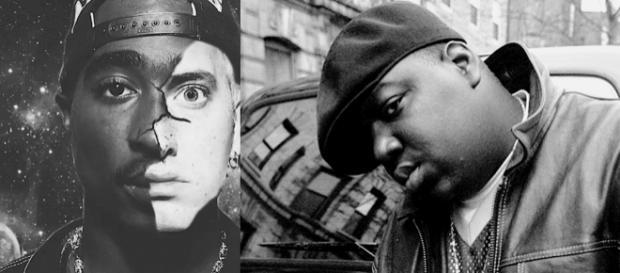 Eminem, Tupac e Notorious B.I.G.