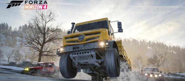 Forza Horizon 4, permis de rouler dans la démo - Le Mag Jeux High-Tech - lemagjeuxhightech.com