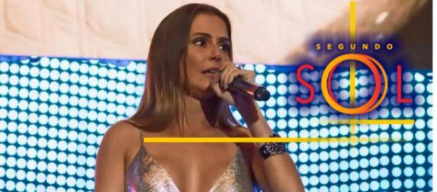 Karola quase será linchada pelos fãs de Beto Falcão