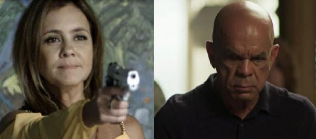 Laureta mata Galdino em 'Segundo Sol'