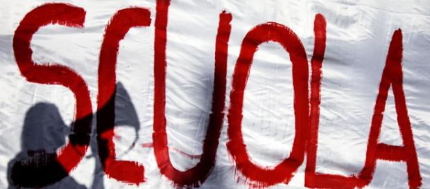 Sciopero a scuola, due protesta a ottobre