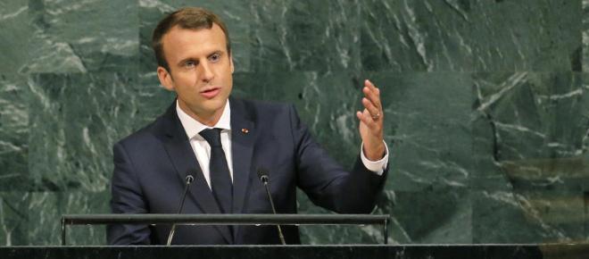 Macron prône le dialogue avec l'Iran
