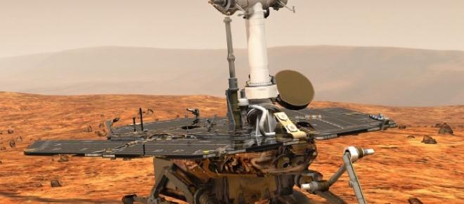 Robô Oppotunity é localizado pela Nasa, mas continua sem comunicação