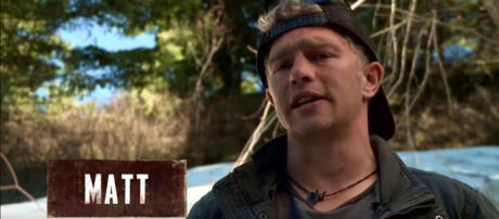 Alaskan Bush People star Matt Brown struggles with alcohol abuse. [image source: Discovery UK/YouTube]