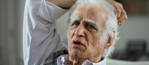Aos 85 anos, Ziraldo é internado em estado grave após sofrer AVC - Foto: reprodução