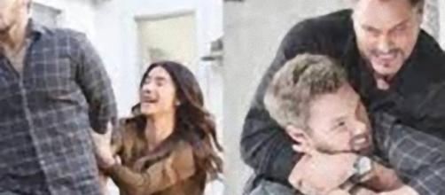 Beautiful, puntate italiane: Liam prende a pugni suo padre Bill