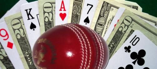 Betting in Cricket World Cup is big money - (Image via taazakhabarnews/Twitter)