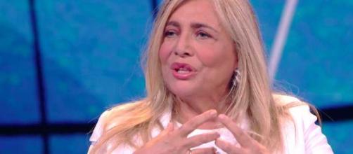 Cristina Parodi contro Mara Venier