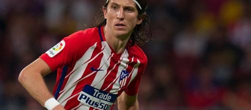 Filipe Luis denies asking for Atletico Madrid exit | Soccer ... - sportingnews.com