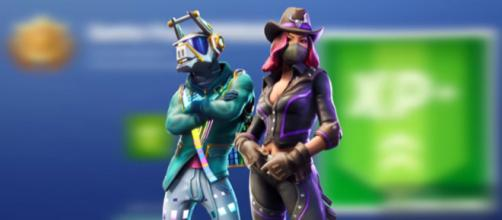 Fortnite BR's DJ Yonder and Calamity [Image source: Fortnite/YouTube]