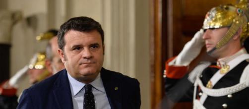 Gian Marco Centinaio, ministro all'Agricoltura parla del lavoro nel settore agricolo