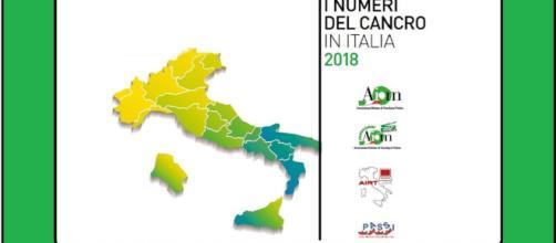 I dati del censimento in tutti i centri dei Registri Tumori in Italia. Pubblicate le stime per il 2018