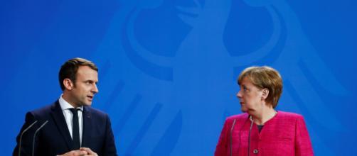 Merkel quiere un euro federal; Macron, una confederación de ... - publico.es
