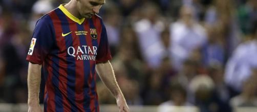 Messi et le Barça doivent se reprendre