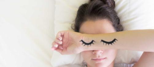 O que você deve fazer para ter uma boo noite de sono. Foto: reprodução.