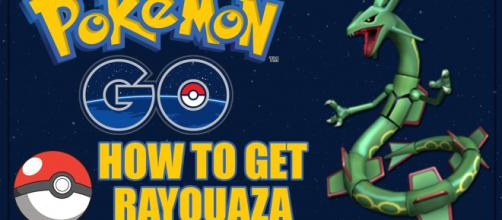 Reyquaza Pokemon Go Images | Pokemon Images - pokemongoapkfree.com