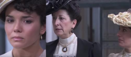 Trame, Una Vita: Rosina e Donna Susana scoprono che Ursula ha una figlia