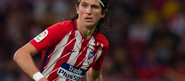 Filipe Luis denies asking for Atletico Madrid exit | Soccer ... - sportingnews.com