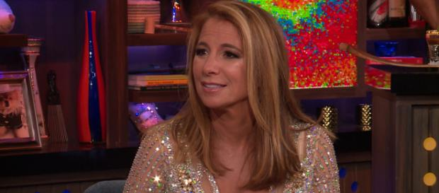 Jill Zarin appears on 'Watch What Happens Live.' - [Bravo / YouTube screencap]