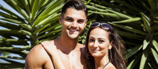 """""""Love Island"""" hat ein strahlendes Gewinnerpaar: Marcellino und Tracy"""