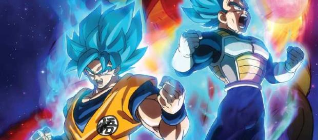 New anime movie release date announcement (Image via DBS FC/Twitter)