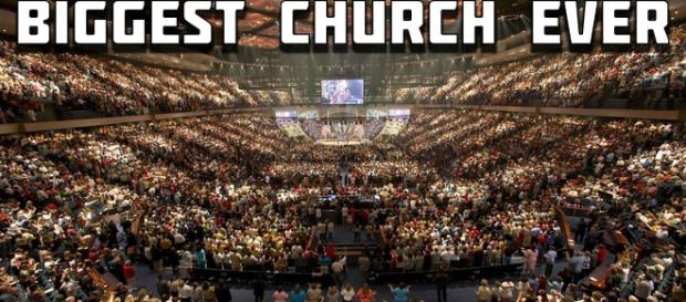 Top 10 Largest Churches In The World