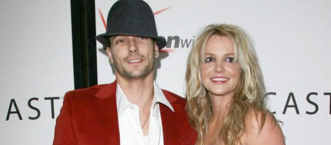 Britney Spears and ex husband Kevin Federline reach a child support agreement