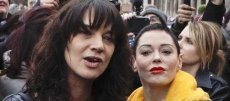 Rose McGowan defends Asia Argento after Anthony Bourdain's death ... - ew.com