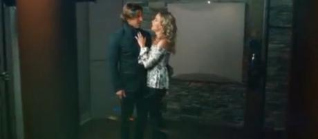 The music came first for Brett James and Kathie Lee Gifford in making her new movie, Then Came You. [Image source: TODAY- YouTube]
