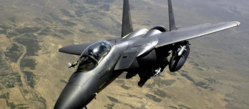 Acompanhe as maiores máquinas de guerra do ar. (foto reprodução).