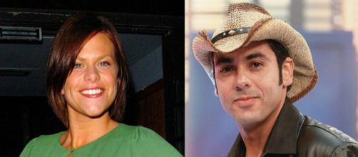 Andre Cowboy foi assassinado e Jady não resistiu a um câncer. (Foto: Daily Mail/TV Globo/Montagem Blasting News)