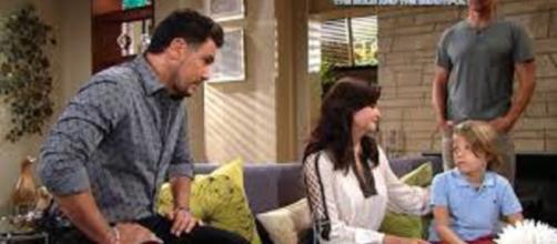 Anticipazioni americane Beautiful: Bill si scontra con Katie per la custodia di Will