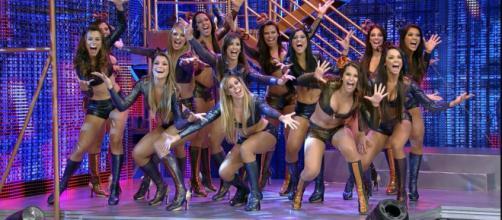 As bailarinas de Fausto Silva que foram além do palco da atração dominical