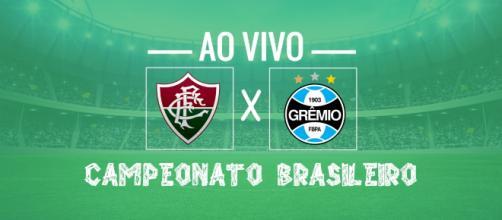 Brasileirão: Fluminense x Grêmio ao vivo