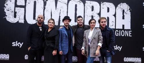 Casting per la serie Tv 'Gomorra' e per il film 'My Hero'