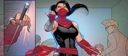 Elektra com o uniforme apresentado em 2018.