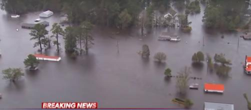 Evidence for climate change is now evident in every place we look. [image source: ABC News - YouTube]