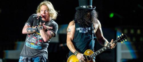 """Guns'N'Roses di nuovo in Italia nel 2018 con il loro """"Not In This ... - poppopero.com"""