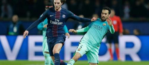 Mercato : le PSG aurait proposé Adrien Rabiot en échange de Sergio Busquets