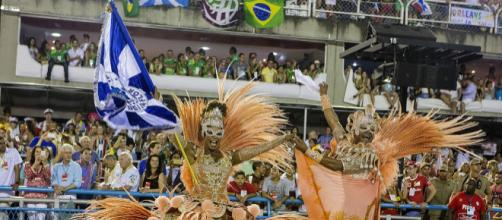 Rio de Janeiro- Carnival 2016. [Image courtesy – Terry George, Wikimedia Commons]