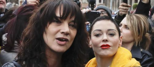Rose McGowan defends Asia Argento after Anthony Bourdain's death ... - ew.com