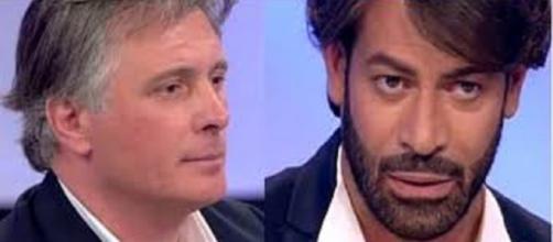 Uomini e Donne: Gianni Sperti replica agli attacchi di Giorgio Manetti.