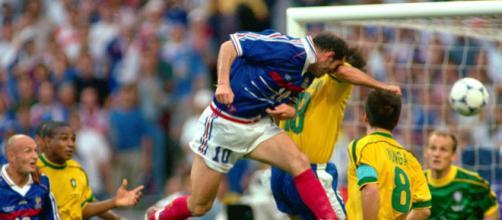 Zidane et la finale France-Brésil en 98 : «Ma vie a basculé avec ... - lefigaro.fr