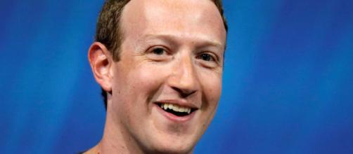 Zuckerberg é o mais jovem dos 5 maiores bilionários.