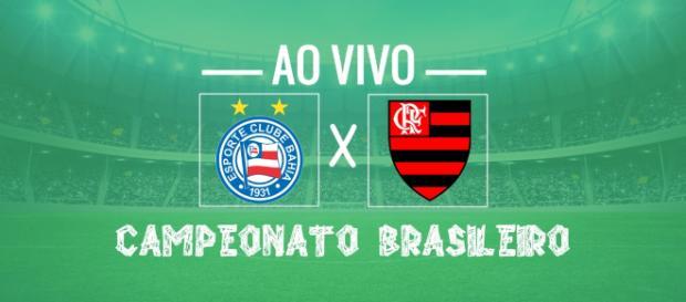 Brasileirão: Bahia x Flamengo ao vivo