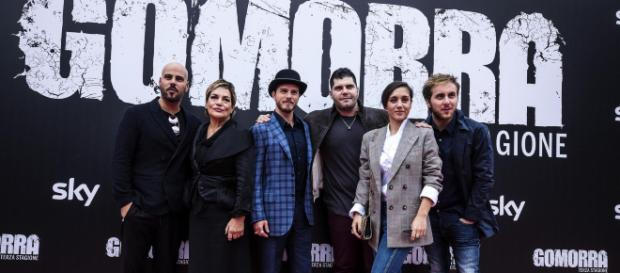 Casting per la serie Tv 'Gomorra' e per il film 'My Hero'