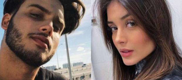 Letícia Almeida e Jonathan Couto (Reprodução/Instagram)