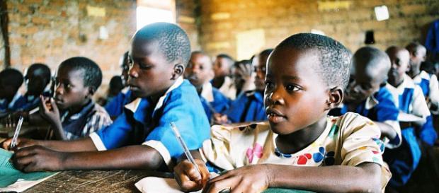 Os 5 países mais pobres estão todos na África.
